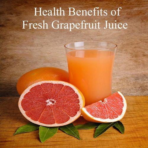 Why Drink Grapefruit Juice Pregnancy