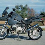 2004 - prototype BMW R1200GS motorcycle www.press.bmwgroup.com/