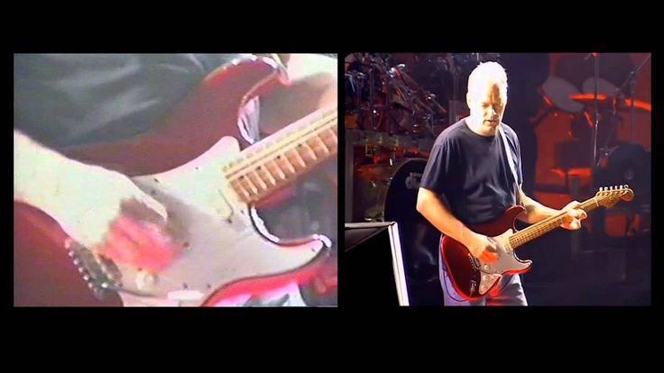 Sorrow - Multicam - Pink Floyd 1994 Pulse & PPV (rare - extra footage)