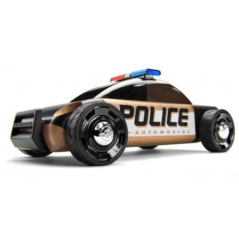 Automoblox S9 Police Car | malebox