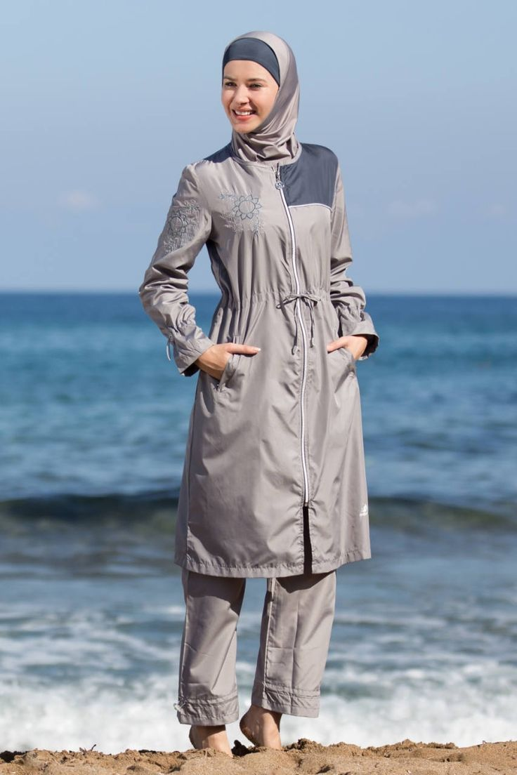 Adabkini TUANA Womens Swimsuit Full Cover Hijab Burkini Very suitable for Islamic, Hindu, Arab, Jewish, Christian ladies AVAILABLE SIZES 38(S), 40(M), 42(L), 44(XL), 46(XXL) Our high end modest swimsuits are the best wears for women who like to boat, dive, and swim having their body covered to avoid skin burning. Also these are perfect swimwear for muslim, hindu, jewish women who need semi or full cover for their skins while swimming, boating or diving. Our range of sassy high-end…