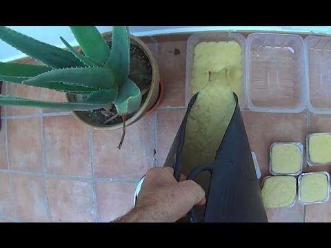 Come fare il sapone fatto in casa per dermatiti e altre malattie della p...