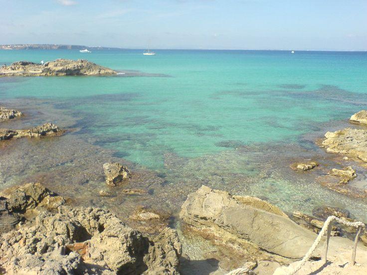 Las Maravillosas Aguas de Formentera Fantastica