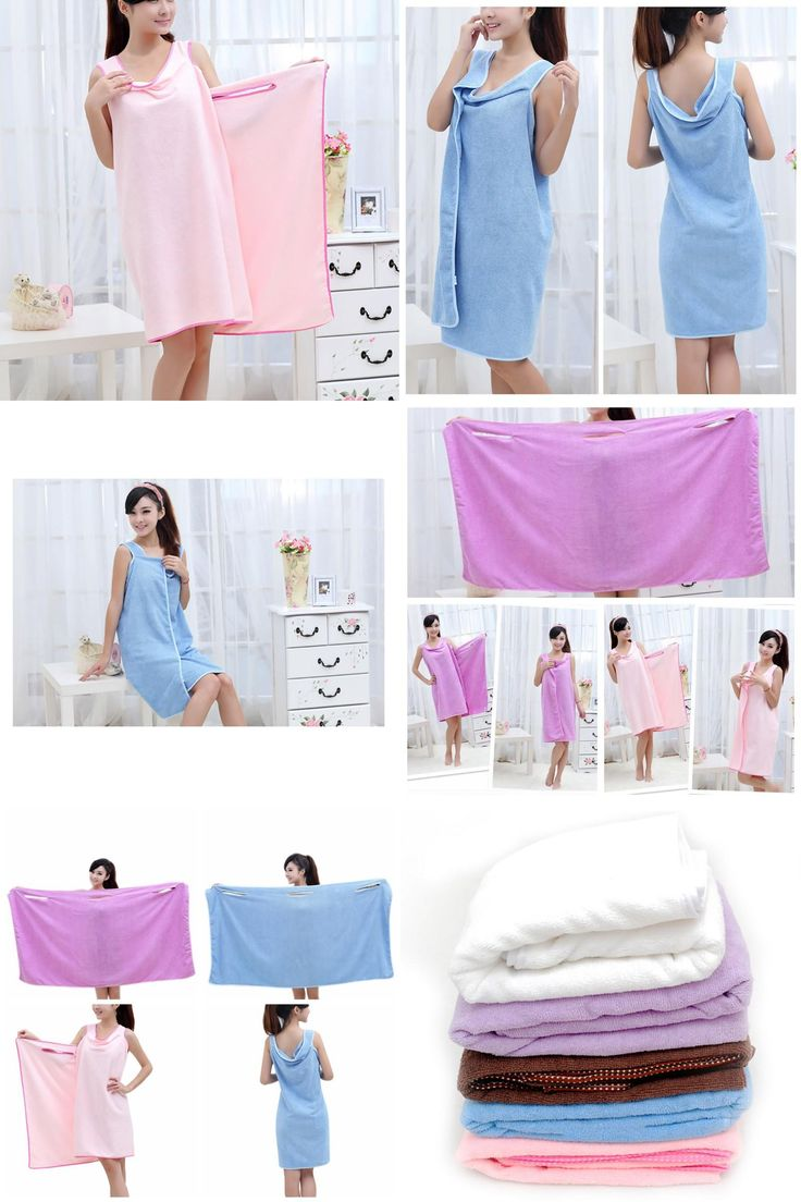 [Visit to Buy] New Beach Towels/Magic Bath Towels For Women/Colorful Microfiber Towel Skirt/Toalla Microfibra/Serviette De Plage #Advertisement