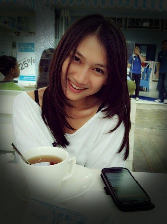 Melody Nurramdhani Laksani (member of idol group JKT48) :))