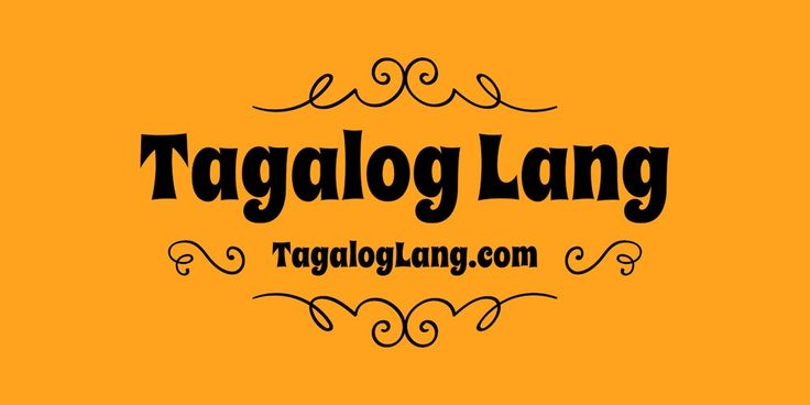 LISTEN to basic Tagalog phrases. Common, useful expressions with recordings of Filipino pronunciation. Good Morning, Thank You, Sorry, Take Care, Goodbye