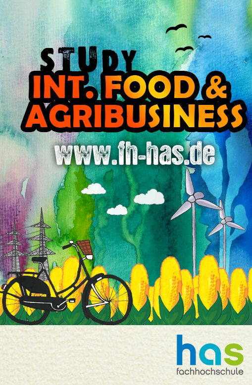 Study Int. Food and Agribusiness at HAS Den Bosch University of Applied Sciences