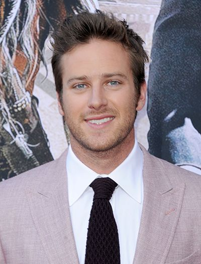 Armie Hammer. All of us on the Upper East Side knew him way back when he played Gabriel Edwards in Gossip Girl. So of course I trekked all the way to the Upper West Side and showed my support for him at a recent screening party for his new film The Lone Ranger. XOXO