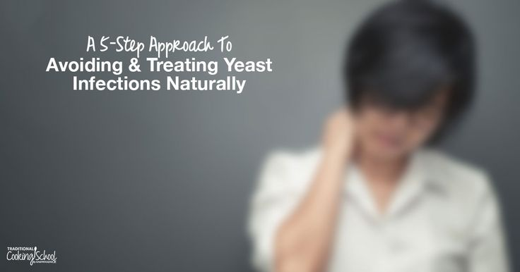 Natural yeast infection remedies + how to prevent.