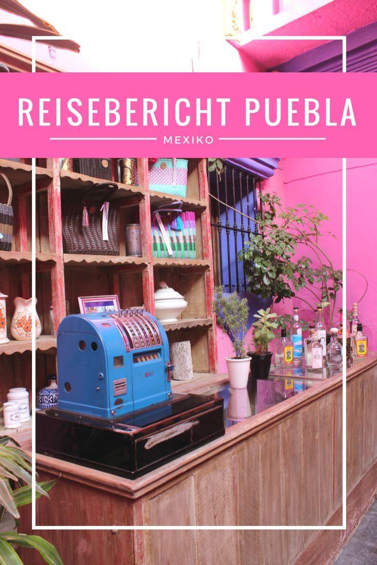 Die Stadt Puebla in Mexiko ist immer eine Reise wert. Es gibt viel zu entdecken im fernen Land. Eine Fernreise zum Entspannen, Entdecken und Spaß haben.