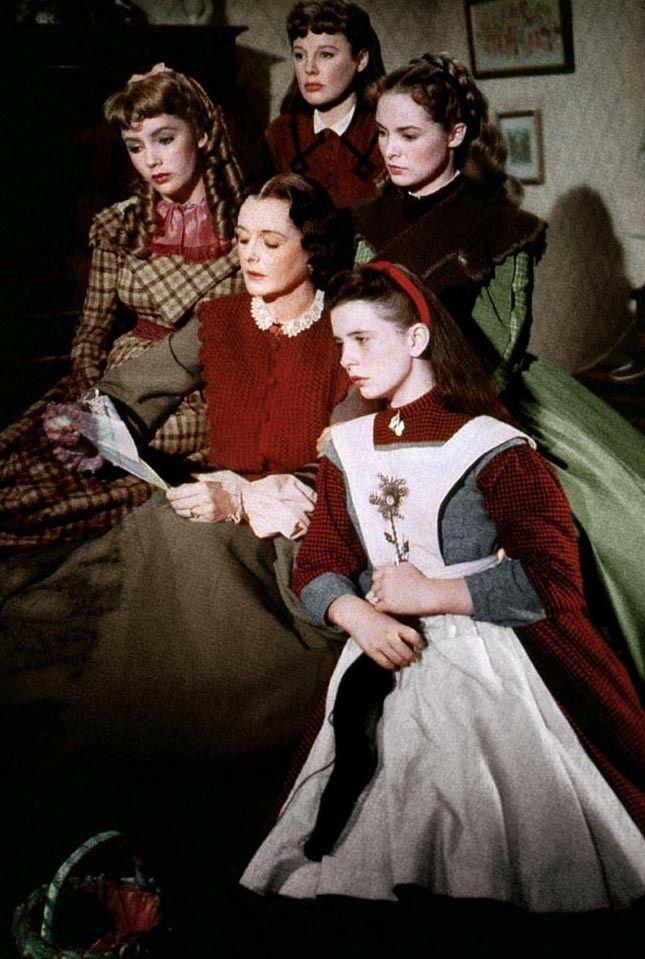 Resultat d'imatges de mujercitas 1948 cine