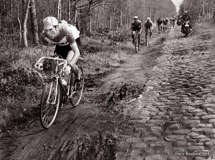 Eddy Merckx Paris-Roubaix, 1969