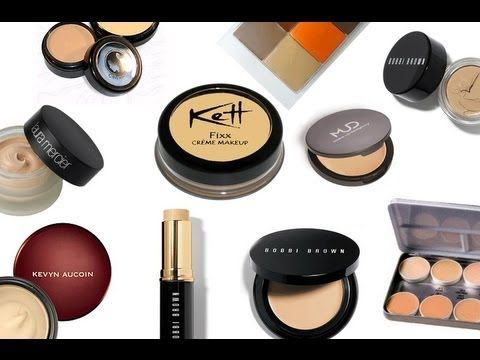 I really want to try some of these foundations.THE BEST CREAM FOUNDATIONS - EVER!!!!