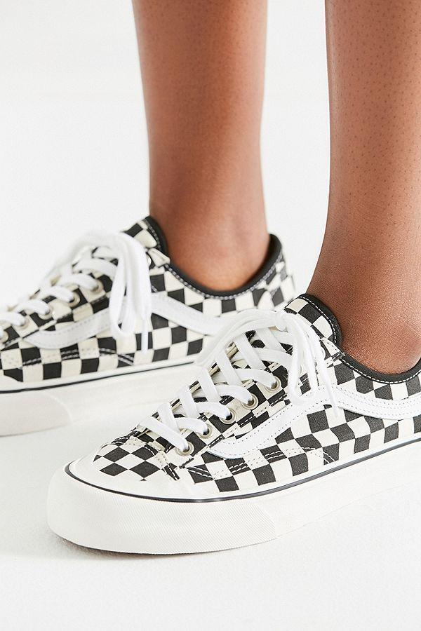 cd053abfa9 Slide View  6  Vans Style 36 Decon SF Checkerboard Sneaker