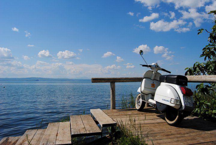 Lago di Bolsena nel Lago di Bolsena, Lazio