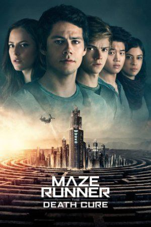 Maze Runner: The Death Cure (2018) Full Movie Watch Online Free Download