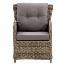 Le Sud fauteuil Verona - grijs - verstelbaar