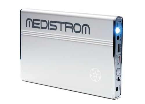 Medistrom™ Pilot 12 Backup Power Supply  Medistrom™ Pilot 12 Backup Power Supply – compatible with most CPAP Devices.  It is consistently topped off and ready to go as an emergency power supply during power outages.  You can sleep with a peace of mind and not have to worry about waking up in the middle of the night to find your CPAP is not running.  www.sleeptech.ca