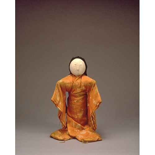 Hoko Doll. Edo Period, 18th c. Kyoto National Museum ...