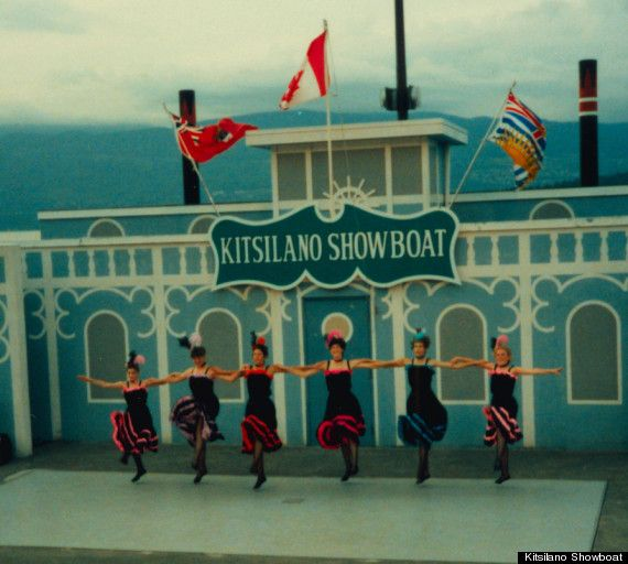The Kitsilano Showboat. Fun in the Summertime!