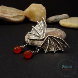DRAGON WINGS CARNELIAN