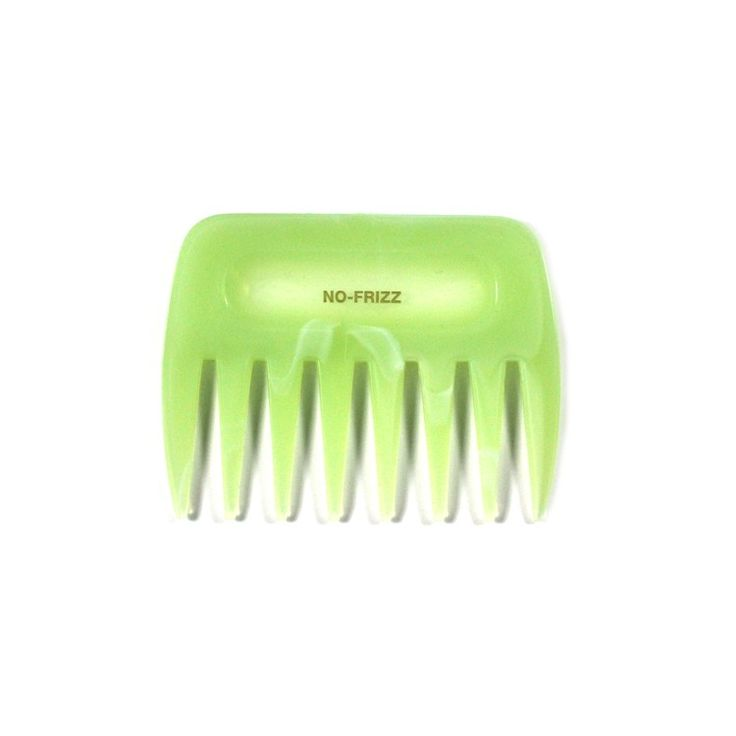 If this is as good as it claims to be, I' going to be carrying it around with me all summer                 #hair #comb #styling