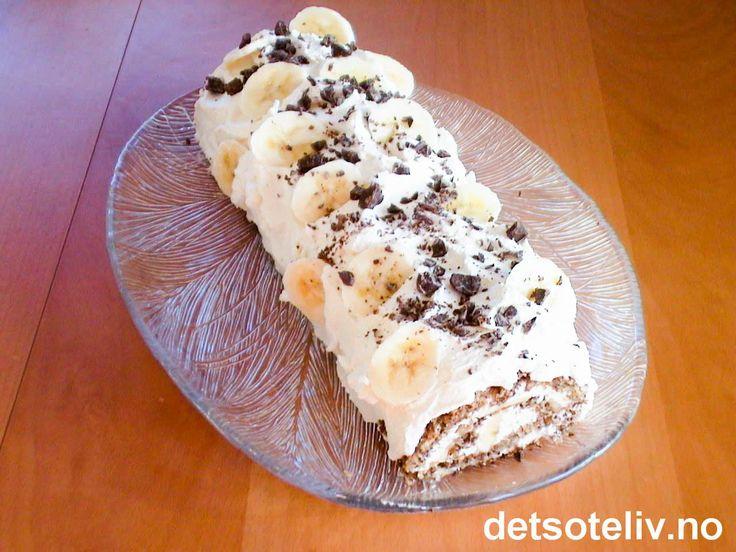 Dronningens juvel | Glutenfri kake