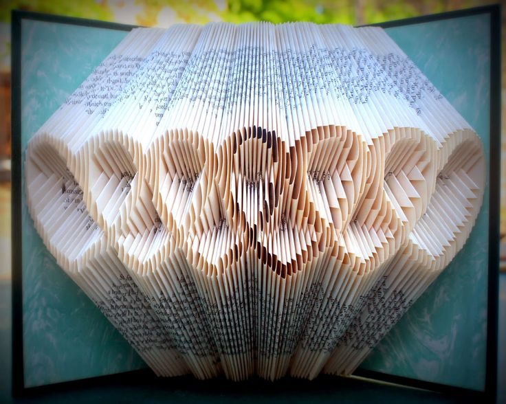 Book folding with Rhymes With Magic: free patterns