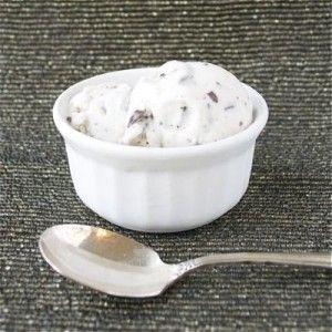 Mint chocolate chip Ice-cream