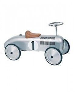 Kids Ride One Vehicle Silver $169.95 #sweetcreations #kids #babies #toys #play #rideon #rocking