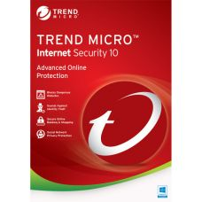 Trend Micro Maximum Security 10 (2016) - 1-Year / 3-PC - OEM ESD