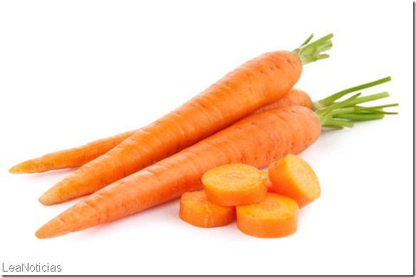 Beneficios de comer zanahoria - http://www.leanoticias.com/2014/03/12/beneficios-de-comer-zanahoria/