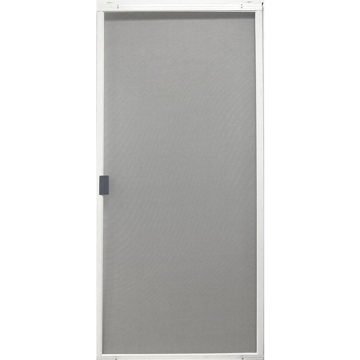 Screen Tight Patio Matic Bronze Aluminum Screen Door (Common 30-in x 80-in; Actual 30-in x 80-in) | *Loweu0027s Canada* | Pinterest  sc 1 st  Pinterest & Screen Tight Patio Matic Bronze Aluminum Screen Door (Common: 30 ... pezcame.com