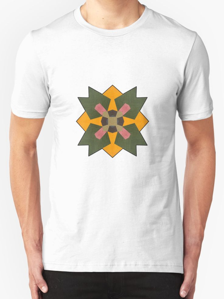 """Mandala Star Cluster"" T-Shirts & Hoodies by Giselle Luske 