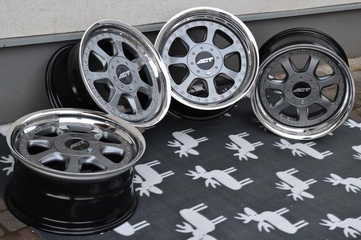 Gotti/ACT/Ronal SX 3 piece wheels | Cult & Classic Wheels ...