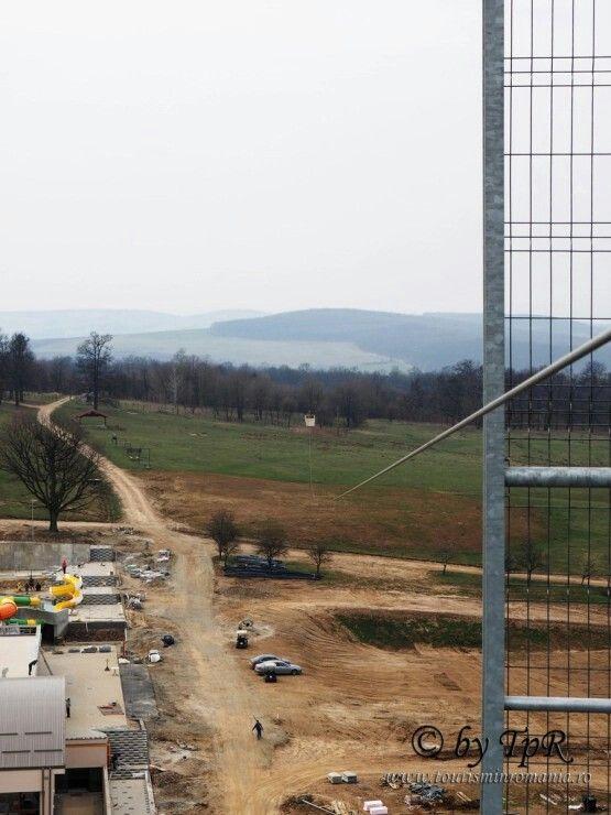 Cea mai lunga tiroliana dintr-un singur segment din Romania, Arsenal Park
