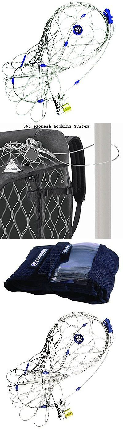 Locks 164796: Pacsafe 55L Backpack And Bag Protector, Silver, One Size -> BUY IT NOW ONLY: $64.81 on eBay!