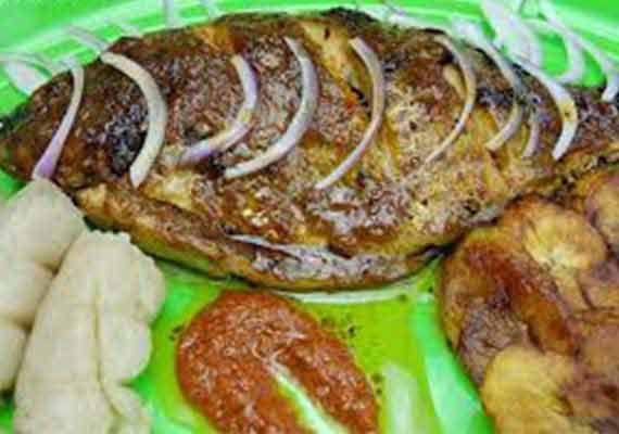 Poisson Braise A La Camerounaise Cuisine En 2018 Pinterest