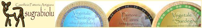 Fattoria Su Grabiolu - der erste vegetarische, laktosefreie Pecorino Sardiniens: Innovative Produkte unter Achtung der alten Traditionen: Aus unerhitzter Rohmilch entsteht ein vegetarischer Pecorino, trüffelähnliche Bodenpilze ersetzen hier das Kalbslab bei der Fermentierung. Und in der Konsequenz unter Verwendung natürlicher Verarbeitungsmethoden der Milch zu einem laktosefreiem, vegetarischen Pecorino Sardo.