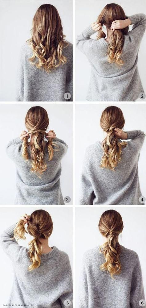 Hairstyles Step By Step Very Simple And Beautiful For School Hairstyles Step By Step Very Simple And Beautiful For School - #hairstyle #diy #stepbyste...