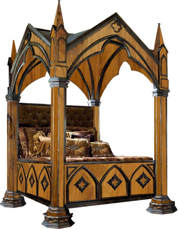 Canopy Beds, Custom Poster Bed, Castle Beds, Custom Luxury Beds, Hand  Crafted In America Since