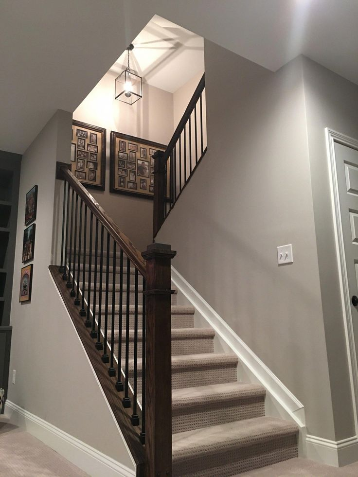 Best Diy Banisters Still Dreaming Of A Finished Basement 400 x 300