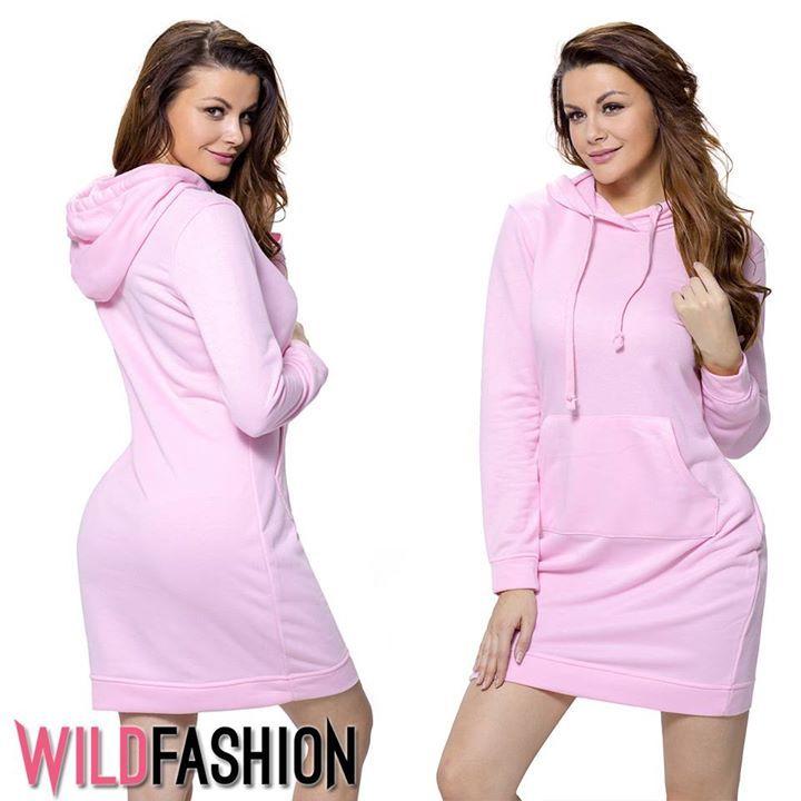 Esti fana stilului sport-chic? ✨❄️Iata rochia pentru tine, acum si la super oferta de weekend: 👇  http://wld.fashion/T71CP9?utm_content=buffer8429d&utm_medium=social&utm_source=pinterest.com&utm_campaign=buffer