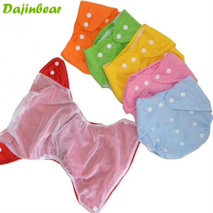 1 PCS Summer Baby Infant Nappy Cloth Diapers Soft Covers Baby Nappy Adjustable Training Pants Cotton diaper liners inserts