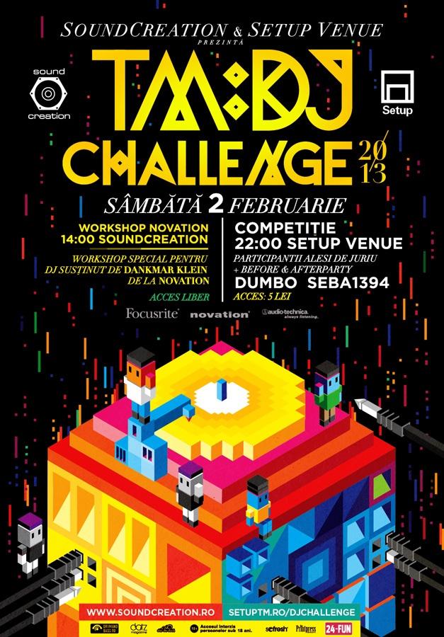 TM:DJ Challenge