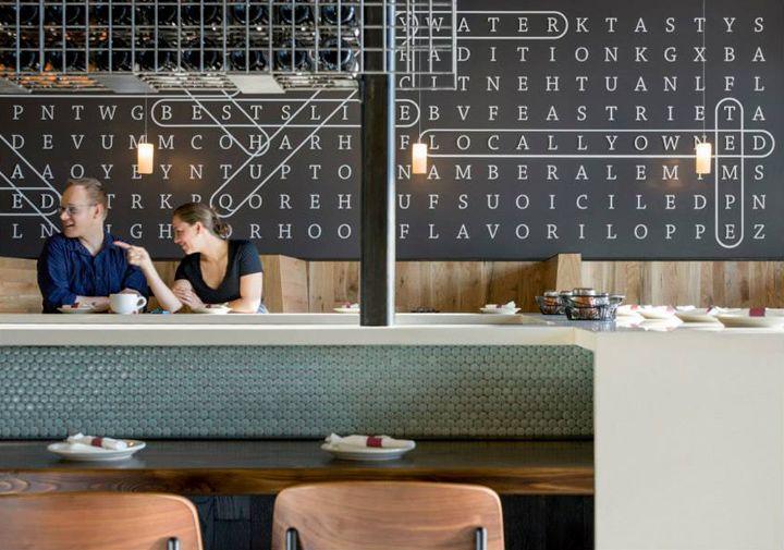 NYPD Tempe Gateway restaurant by Lightvox Studio, Tempe   Arizona restaurant