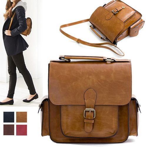 8 best Hand Bags and Backpacks images on Pinterest | Leather totes ...