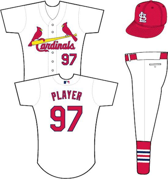 Fashion opinions! Home MLB uniforms! Not a slideshow!