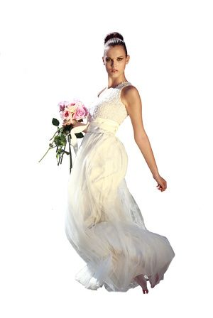 Shop I O S O Y Wedding Gown Danielle by IOSOY now on nelou.com. Plus 7800 more designs.