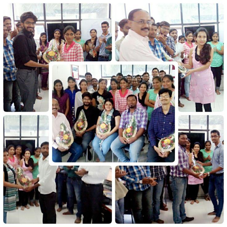 #GuruPurnima Celebration at #JustEngineering!! www.justengg.com